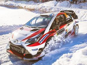【トヨタ WRC】第2戦 2台完走目指す