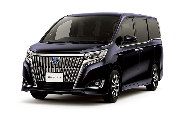 """エスクァイア Gi""""Premium Package""""(ハイブリッド車)<オプション装着車>"""