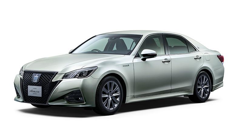 """特別仕様車 アスリートS""""J-FRONTIER Limited""""(プレシャスシルバー)<オプション装着車>"""