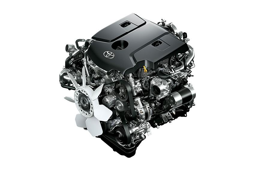 直4 2.4L 2GD-FTV (ディーゼルエンジン)