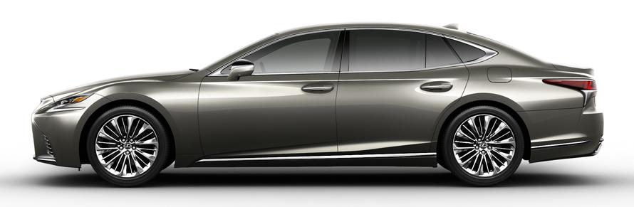 "LS500 ""EXECUTIVE""(マンガンラスター)<オプション装着車>"