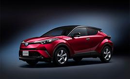 トヨタ、C-HRに特別仕様車を設定