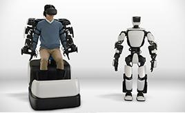 トヨタ、第3世代のヒューマノイドロボットT-HR3を発表 ― トルクサーボモジュールとマスター操縦システムにより、離れた場所の操縦者の動作と連動し、しなやかに全身が動くロボットを開発 ―