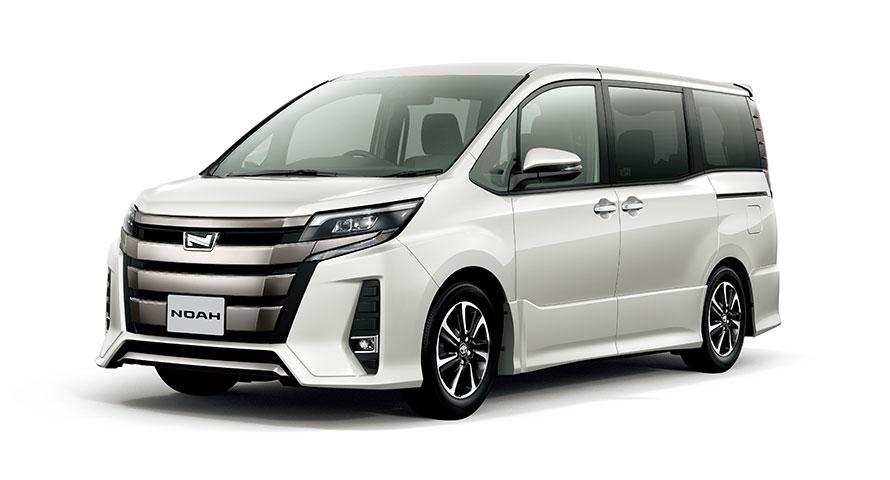 """ノア特別仕様車 Si""""W×B"""" (7人乗り・2WD)"""