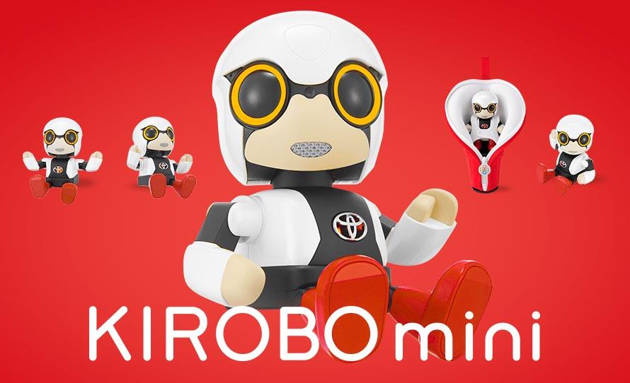 KIROBO mini(キロボ ミニ)がつ...