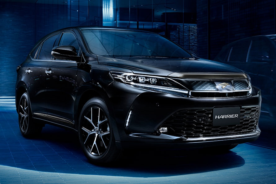 """ハリアー 特別仕様車 PROGRESS""""Style BLUEISH""""(ターボ車・2WD)"""