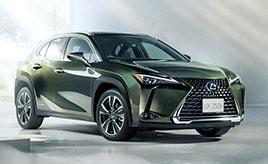 レクサス、新型車「UX」を発売 -新たなライフスタイルを提供する都会派コンパクトクロスオーバー-