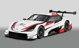 TOYOTA GAZOO Racing SUPER GT GT500クラスにスープラを投入 2020年より参戦を開始