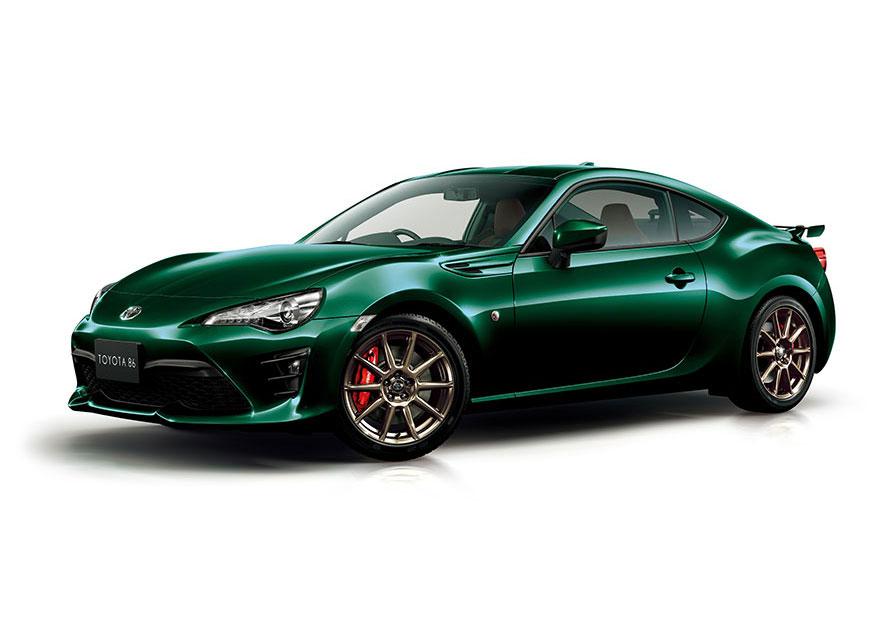 """特別仕様車 GT""""British Green Limited""""<オプション装着車>"""
