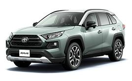 TOYOTA、新型RAV4を発売-高い走破性・操縦安定性と燃費向上を両立する新4WDシステムを世界初採用-