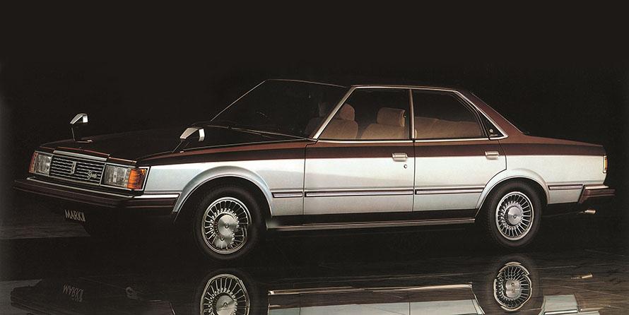4代目 1980年(マークⅡ)