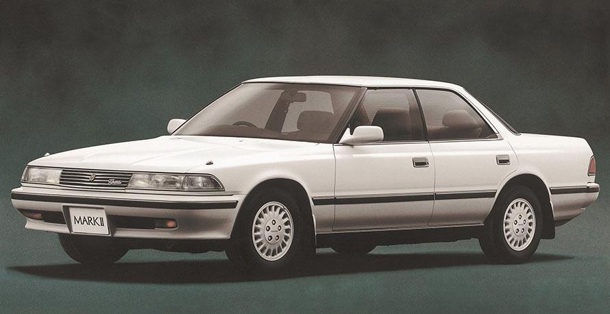 6代目 1988年(マークⅡ)