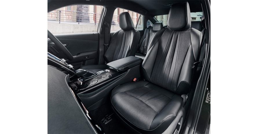 """特別仕様車 S""""Elegance Style""""(2.5L ハイブリッド車)(内装色 : ブラック)"""