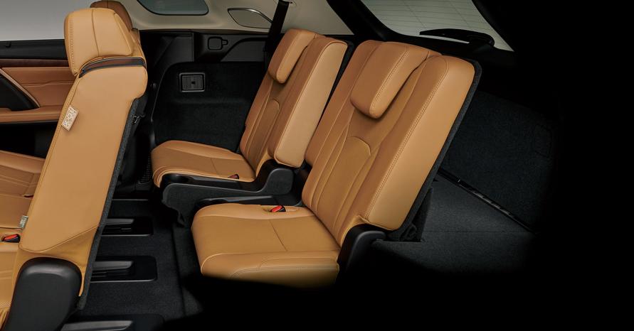 RX450hL (インテリアカラー : オーカー)<オプション装着車>