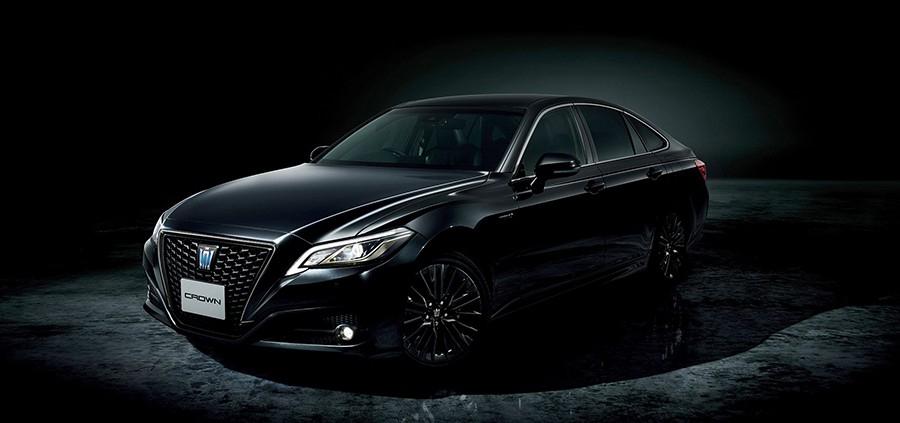 """クラウン特別仕様車S""""Sport Style""""(2.5Lハイブリッド車)<オプション装着車>"""