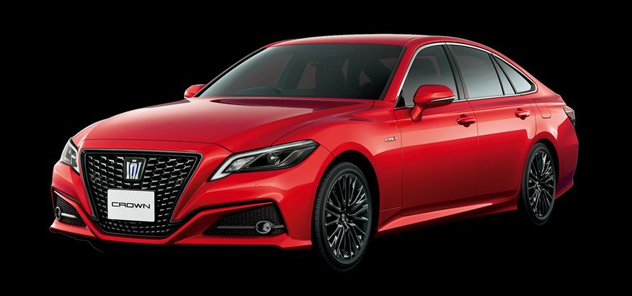 """特別仕様車 S""""Sport Style""""(2.5Lハイブリッド車)(紅<クレナイ>)<オプション装着車>"""