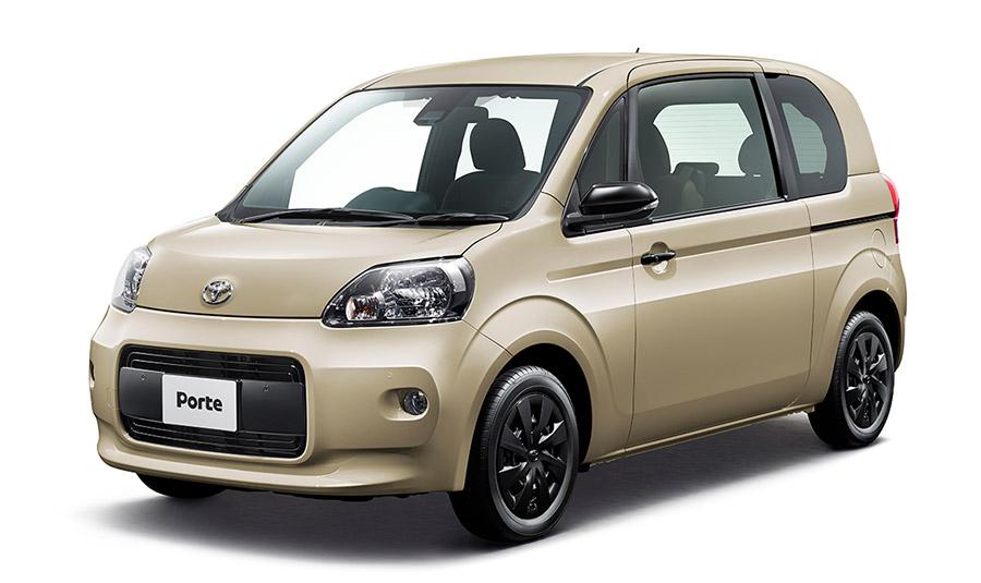 """ポルテ 特別仕様車 F""""GLAMPER"""""""