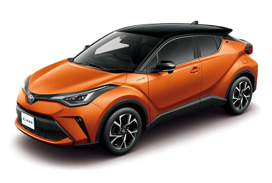 G(ブラック×オレンジメタリック)<オプション装着車>