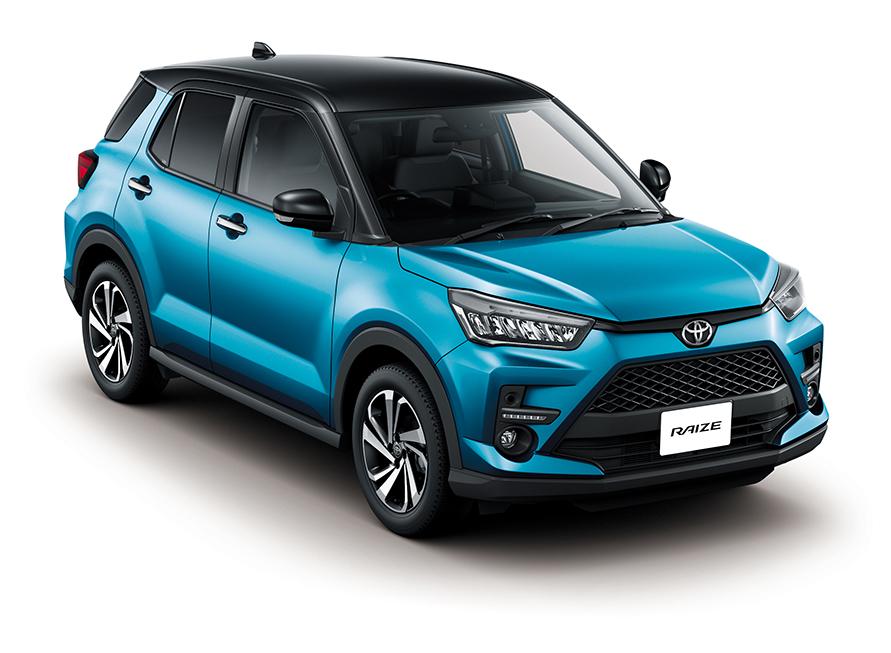 Z(2WD)(ブラックマイカメタリック×ターコイズブルーマイカメタリック)<オプション装着車>