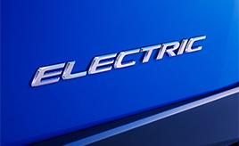 LEXUS、EVを広州モーターショーに出展