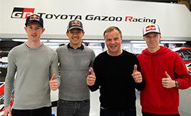 TOYOTA GAZOO Racing、2020年のWRC参戦ドライバーを決定 新たにオジエ、エバンス、ロバンペラの3選手を迎えてシーズンを戦う