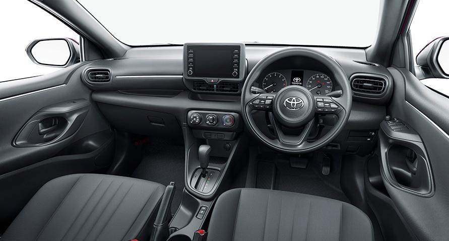 X(1.5L・2WD・CVT)(内装色 : ブラック)