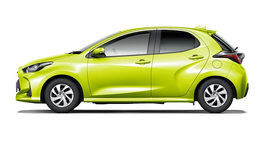 HYBRID G(2WD)(サーモテクトライムグリーン)<オプション装着車>