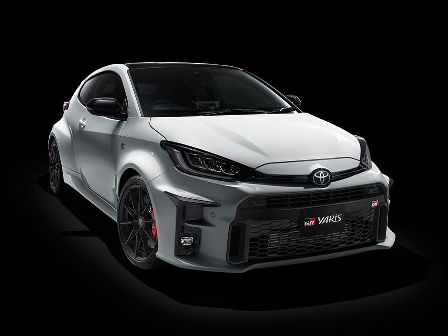 """特別仕様車 RZ""""High-performance・First Edition""""(スーパーホワイトⅡ)"""