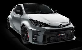 "TOYOTA、新型車GRヤリスを初公開-GRヤリスの特別仕様車 RZ""First Edition""とRZ""High-performance・First Edition""の先行予約を開始-"