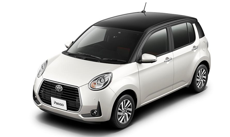"""特別仕様車 MODA""""Charm""""(2WD)(ブラックマイカメタリック×パールホワイトⅢ)<オプション装着車>"""
