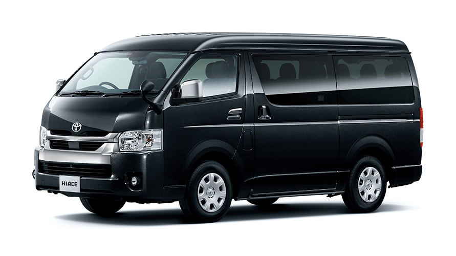 ワゴン GL(ワイドボディ・2WD・2700ガソリン車)(ブラックマイカ)<オプション装着車>