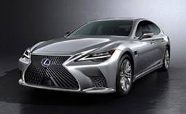 LEXUS、新型「LS」を世界初公開-フラッグシップとしてのたゆまぬ進化と最新の高度運転支援技術「Lexus Teammate」の採用-