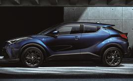 """特別仕様車 G""""Mode-Nero Safety Plus""""(ネビュラブルーメタリック)<オプション装着車>"""